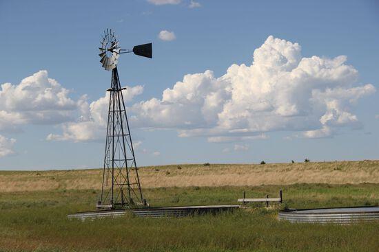 Blevins 864 Acres Rangeland Auction