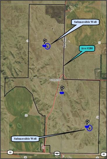 864 Acres of Rangeland