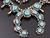 7.47 Oz Vintage Navajo Squash Blossom Necklace Image 3