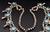 7.47 Oz Vintage Navajo Squash Blossom Necklace Image 5