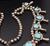 7.47 Oz Vintage Navajo Squash Blossom Necklace Image 6