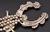 7.47 Oz Vintage Navajo Squash Blossom Necklace Image 10