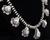 Signed High Grade Dry Creek Squash Blossom Necklace Image 4
