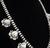 Signed High Grade Dry Creek Squash Blossom Necklace Image 5