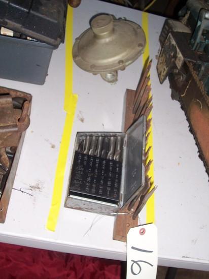 Asst. drill bits