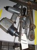 2 pneumatic impact wrenches, and misc. wrenches