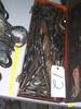Assortment of large drill bits