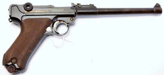 Luger DWM Artillery Model Semi Auto Pistol