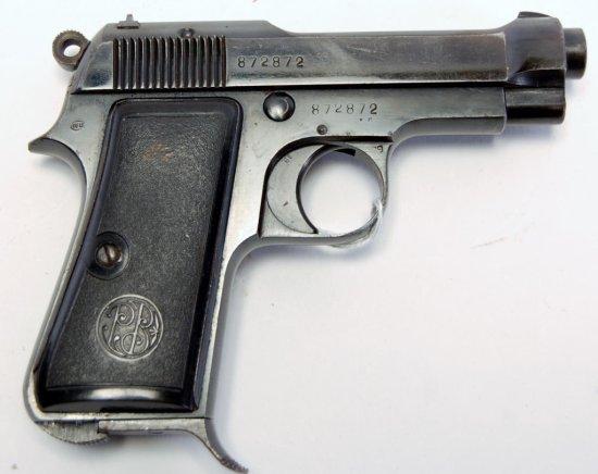 Beretta Model 1934 Semi Auto Pistol