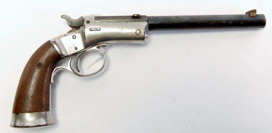 Stevens No. 35 Single Action Pistol