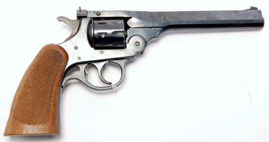 H&R No. 199 Sportsman Model Tip Up Revolver