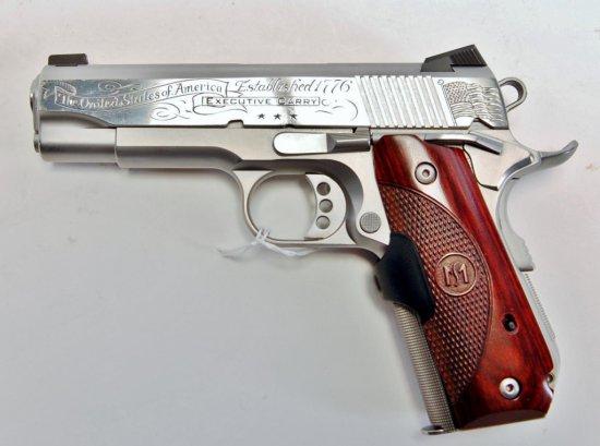 Ed Brown Custom Executive Carry Semi Auto Pistol