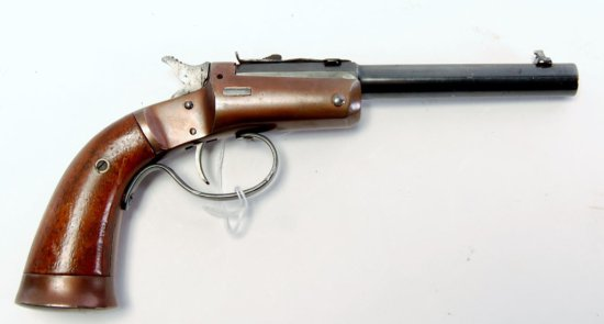 Stevens No. 35 Target Single Shot Pistol