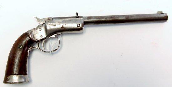 Stevens No. 35 Single Shot Pistol