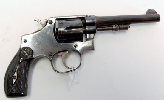 S&W Model 1903 2nd Change Hand Ejector Revolver