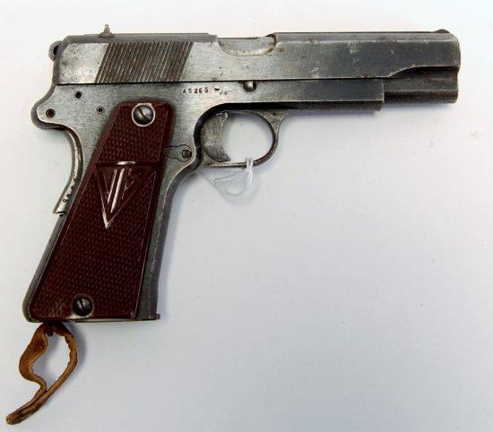 F.B. Radom VIS Model 35 Semi Auto Pistol