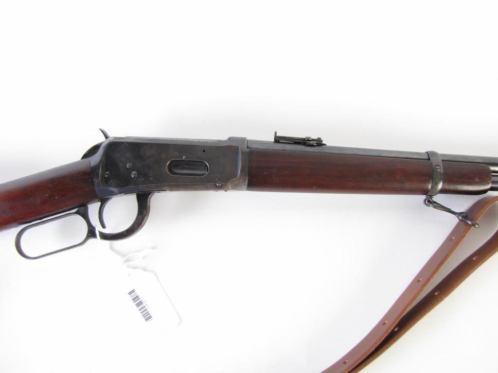 Lot: Winchester Model 94 SRC Rifle,  30 WCF | Proxibid Auctions