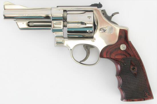 S&W Model 28 Highway Patrolman, .357 Mag