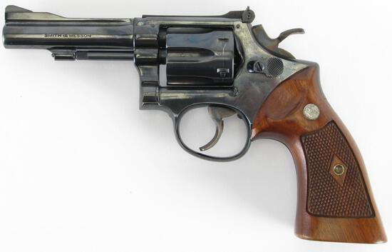 S&W Model Pre-17 22LR Revolver