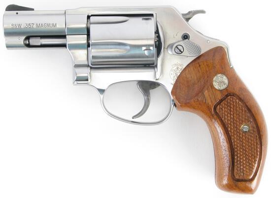 S&W Model 60-14 Revolver, .357 Mag