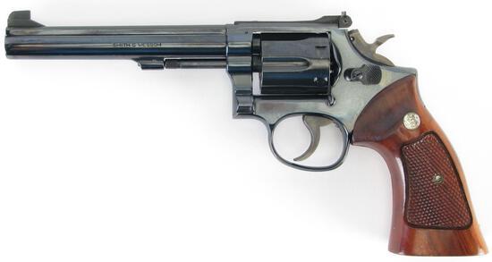 S&W Model 14-3 Revolver, .38Spcl