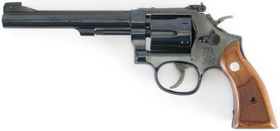 S&W Model 17-9 Revolver, ..22LR