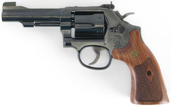 S&W Model 48-7 Revolver, .22 Mag