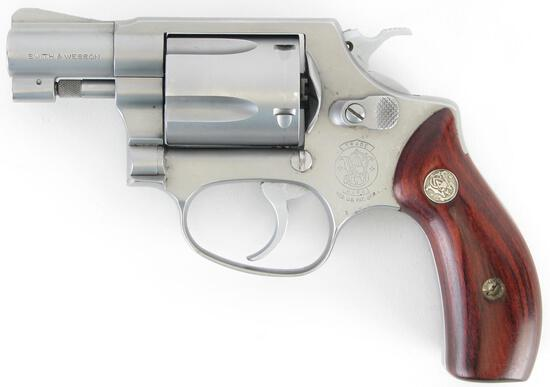 S&W Model 60-7 Lady Smith revolver, .38spl