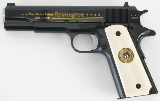 Remington Pearl Harbor Edition. .45acp, Rare!