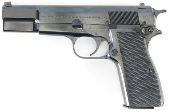 Browning Hi-Power Semi-Auto Pistol, .9mm Luger