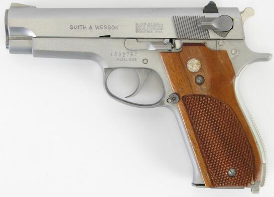 S&W Model 639 Semi-Auto Pistol, 9mm