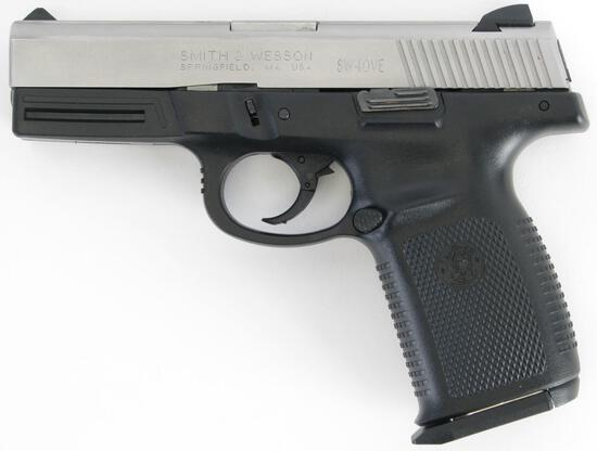 S&W Model SW40VE, .40cal Semi-Auto