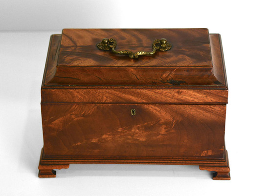 Chippendale Jewelry Chest