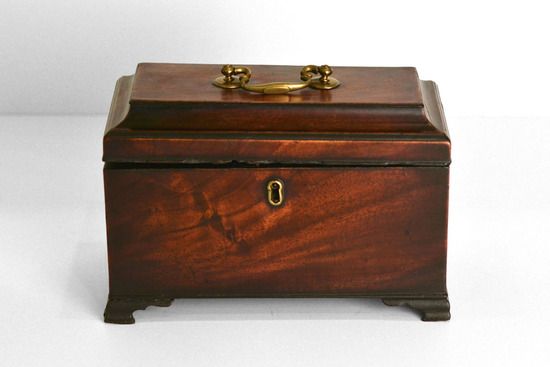 18th Century Chippendale Jewelry Box