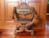 19th Century Savanarola Chair
