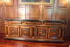 Rustic Italian Sideboard Stained Alderwood