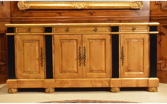 Decorator Empire Style Sideboard