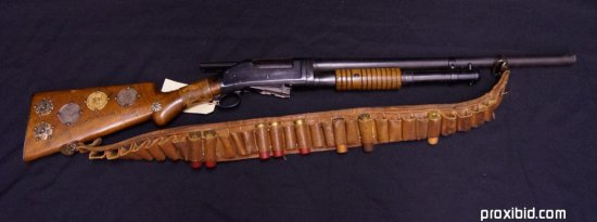 Winchester Model 1897 16 Gauge Shotgun