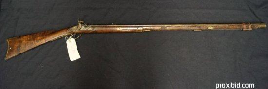 Taos Pueblo Long Rifle C. 1840