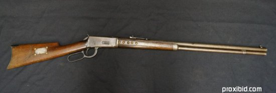 Winchester Model 1894 Indian Police Rifle