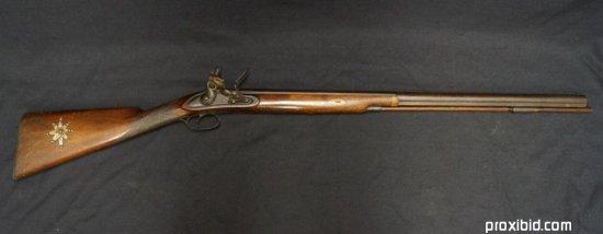 James Bown & Sons Flintlock Rifle