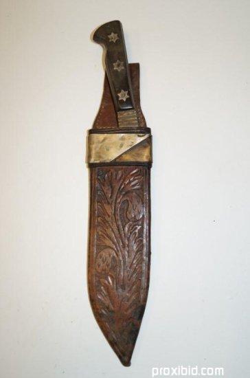 Marshall Dave Mather Belt Knife