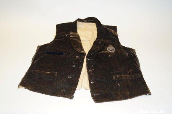 Tombstone Arizona Sheriff's Badge & Vest