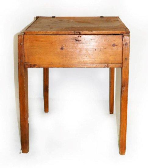 Early Slant Schoolmaster's Desk