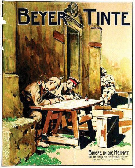 Beyer Tinte