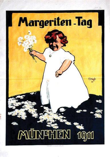 Margeriten-Tag München 1911