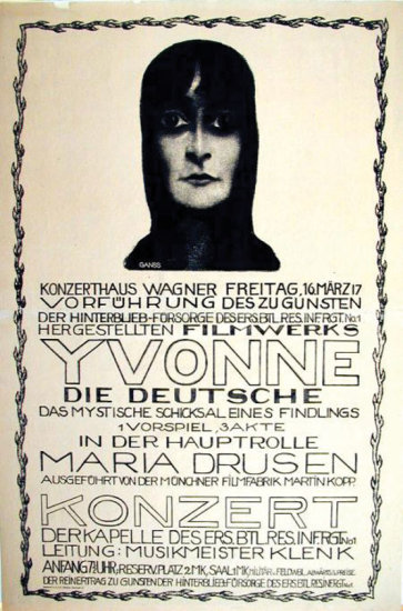 Yvonne - Die Deutsche