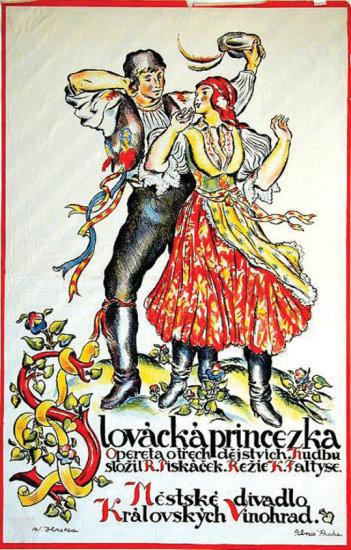 Slovácká Princezka