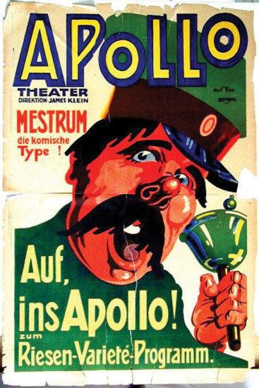 Auf, ins Apollo!