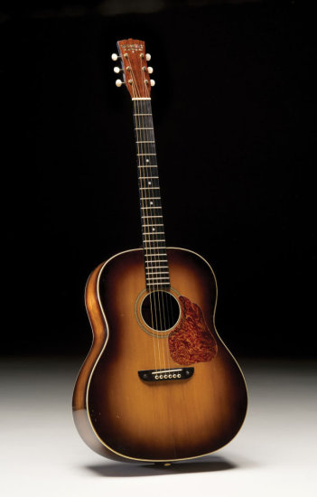 C. 1937 Washburn Style 5244 Inspiration Extra Super Auditorium